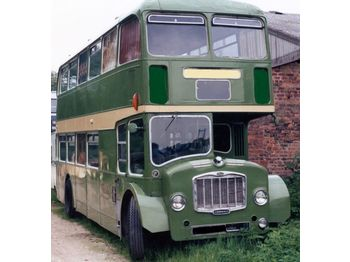 Bristol LODEKKA FLF Low Height British Double Decker Bus - xe bus hai tầng